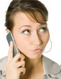 Mobile Phone Personal Calls Private